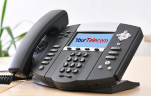 Hosted PBX Business VoIP Handset
